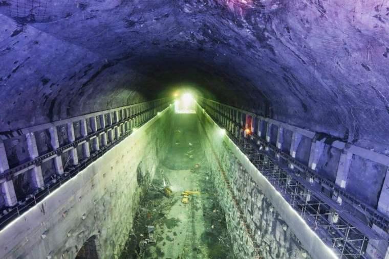 地下电站开挖及支护施工工艺标准化(PPT)