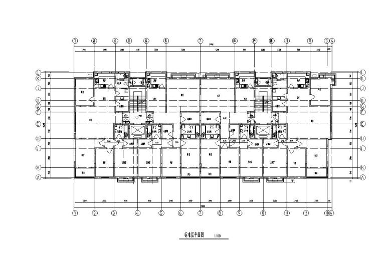 经典住宅户型设计图
