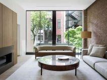 现代简约设计,红砖墙让家更美