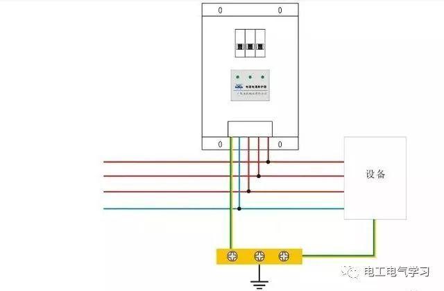在电气设计中,如何避免TT系统变成TN系统?