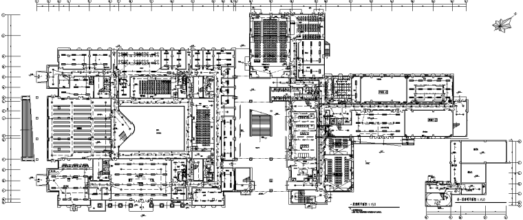 重庆西南大学新建教学实验大楼电气施工图