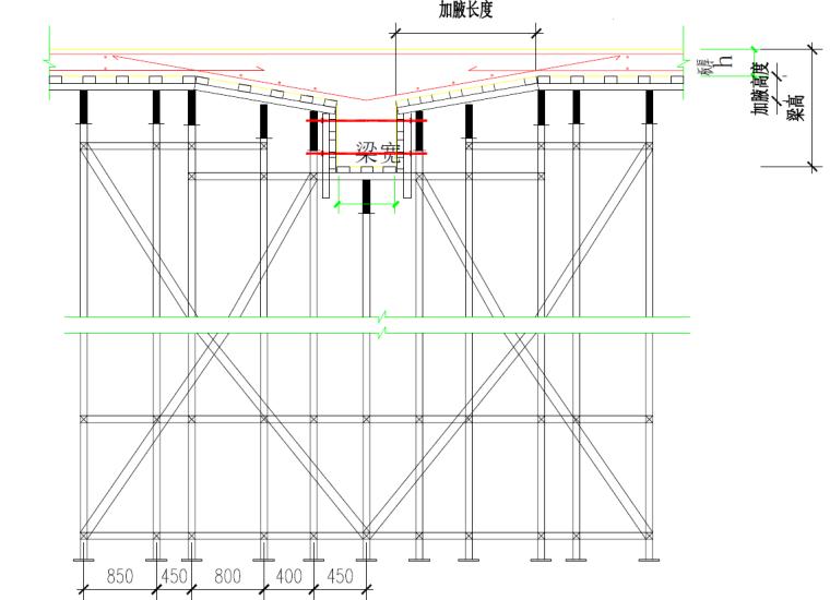 [扬州]物流城项目地下室模板支架施工方案