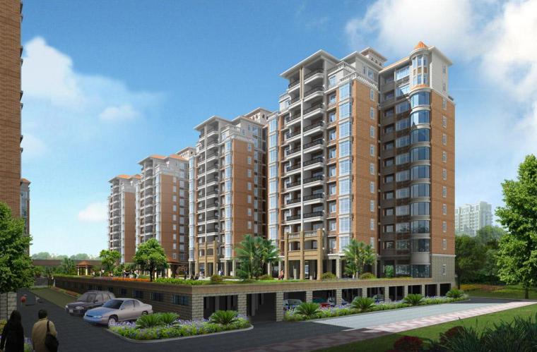 [青岛]安置房高层住宅装饰工程监理规划