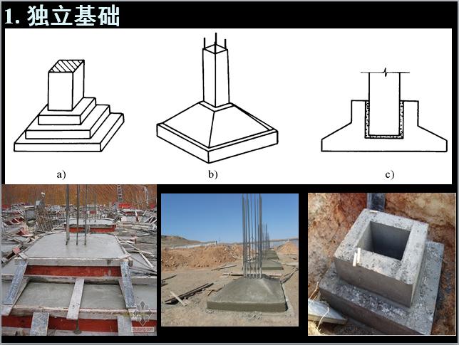 地基基础与地下室构造培训(图文丰富)
