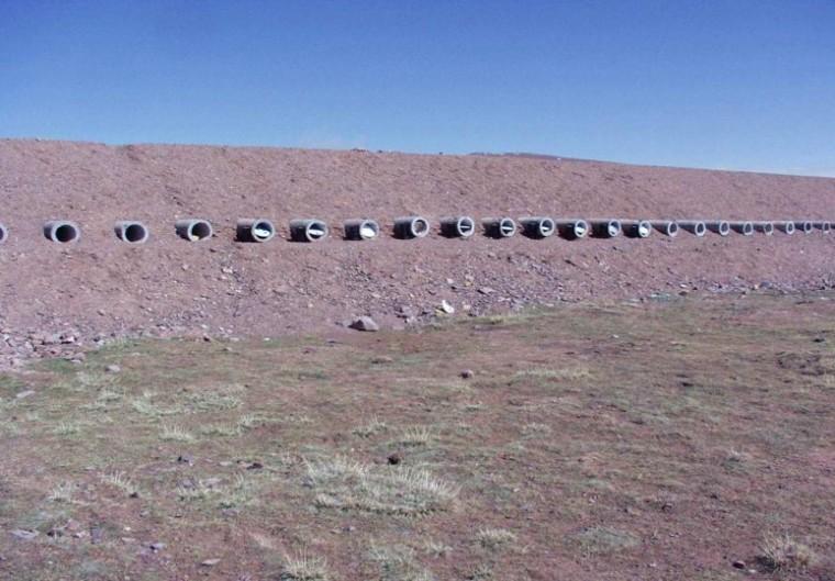 多年冻土地区特殊路基施工技术(ppt)