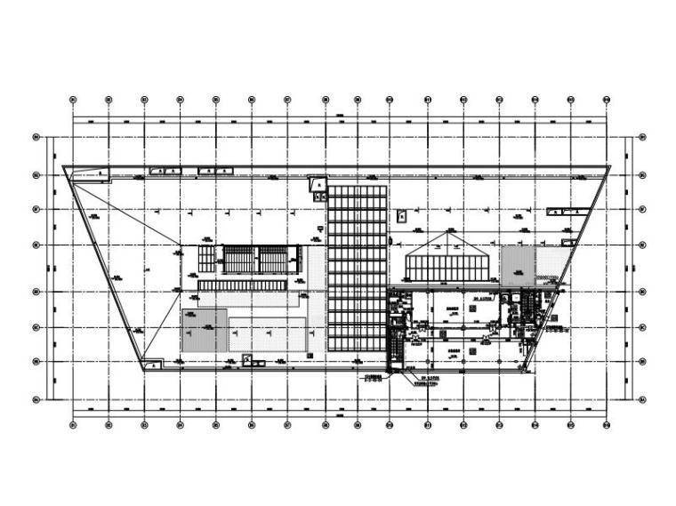 4层博物馆框架结构施工图2015