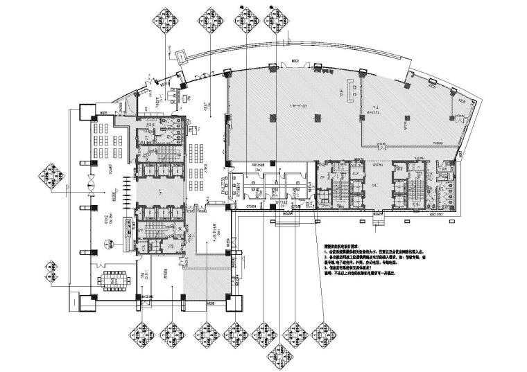 贵州煤炭资源开发工程中心写字楼项目施工图