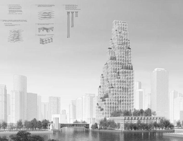 全球25座最佳建筑,中国上榜两座