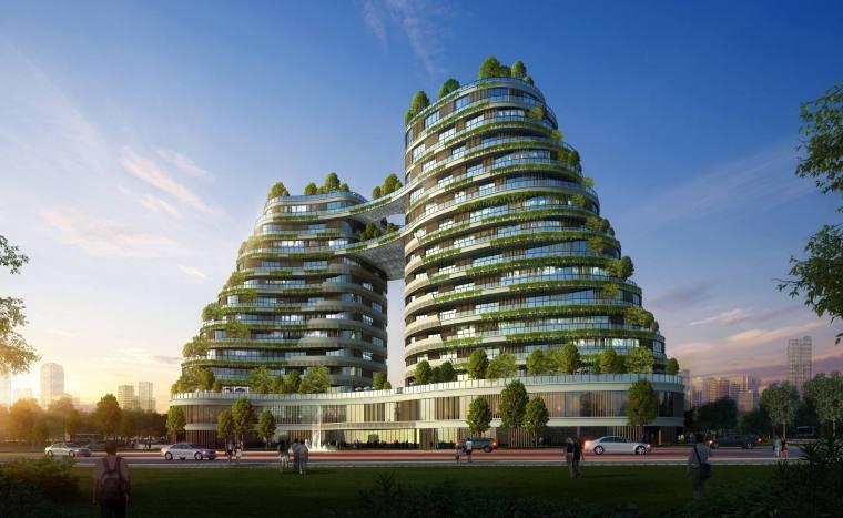 大宸设计:商办建筑·深圳巴马科技创新中心