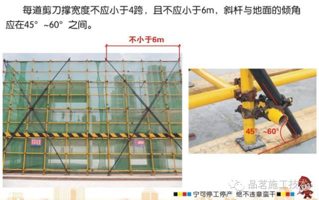 标准化脚手架施工指南,安全隐患别再有_23