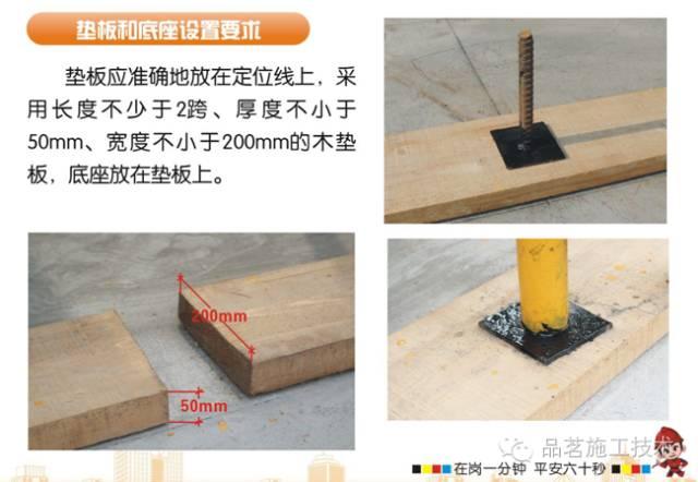 标准化脚手架施工指南,安全隐患别再有_4
