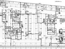 廣東綜合辦公樓綠建申報材料(含施工圖)
