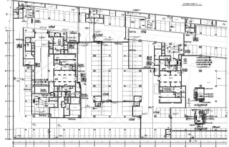 广东综合办公楼绿建申报材料(含施工图)