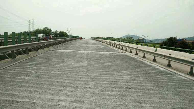 水泥混凝土桥面铺装施工工艺标准