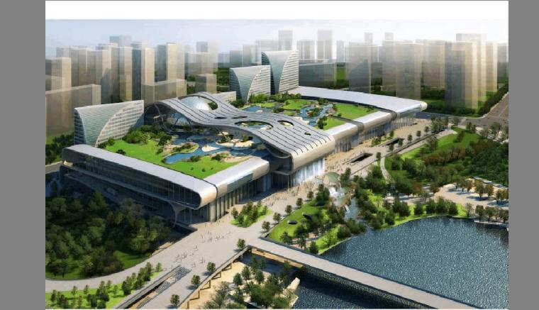 国际博览中心工程地下室跳仓法施工方案