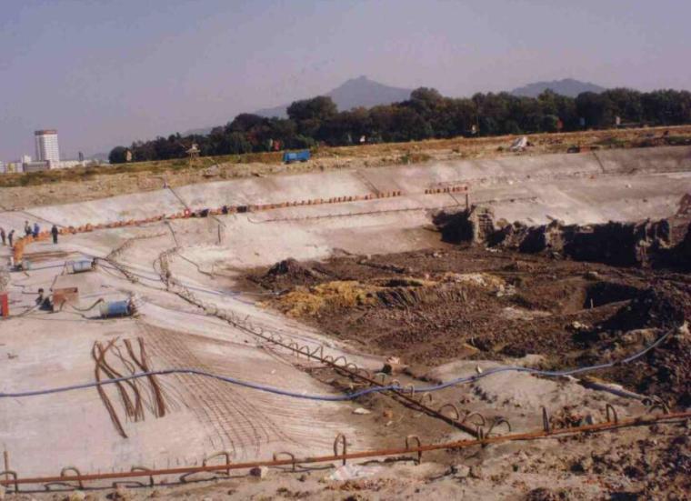 基坑开挖降水方法及填土压实讲义(74页)