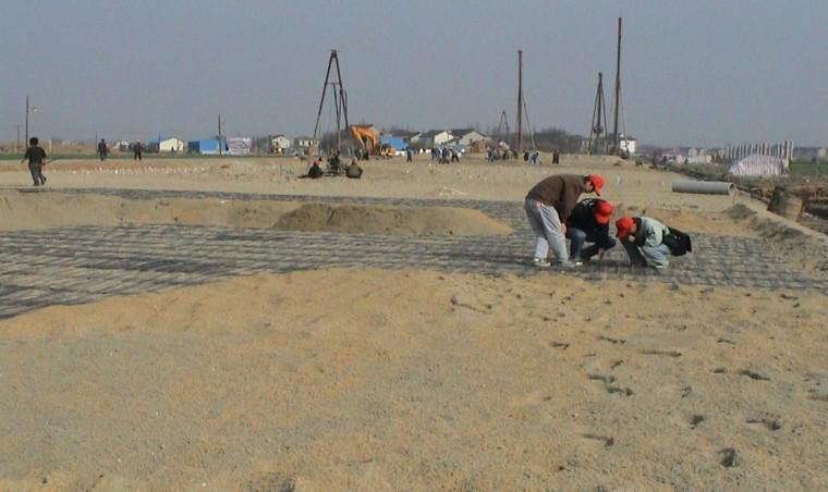 泥沼及软土地区特殊路基施工技术
