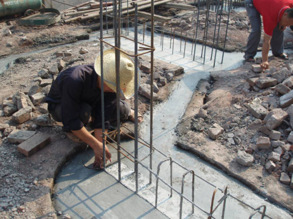 混凝土工程施工工艺以及技术交底(47页)