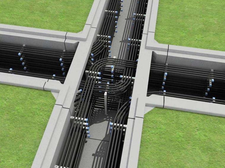 市政电缆沟施工组织设计