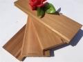 实木外墙挂板作为建筑装饰材料完全可以这样