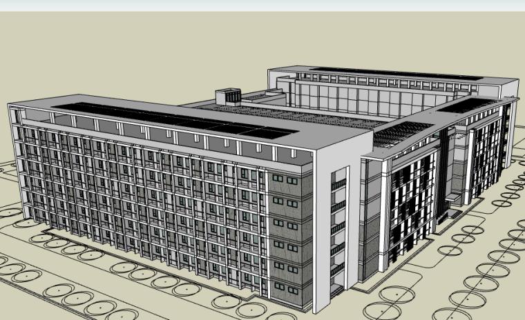生长学员宿舍大概模型_学生宿舍建筑模型