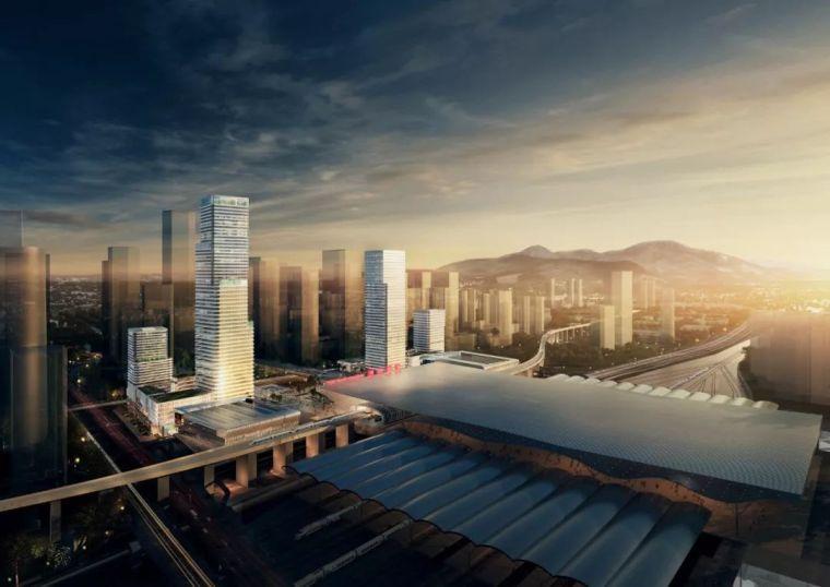 258米超高层,深圳的又一地标