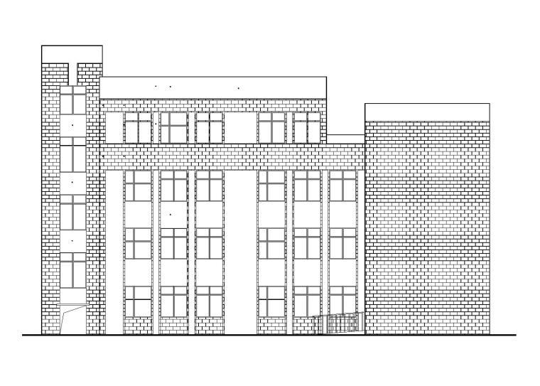 [贵州]某小学扩建项目教学楼建筑施工图