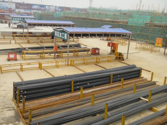 混凝土结构工程施工过程以及施工工艺