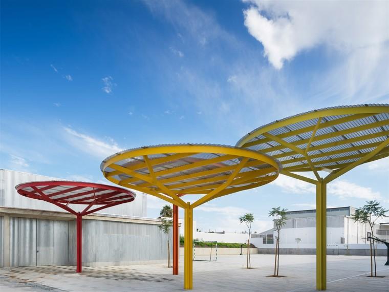 西班牙Eucaliptus学校