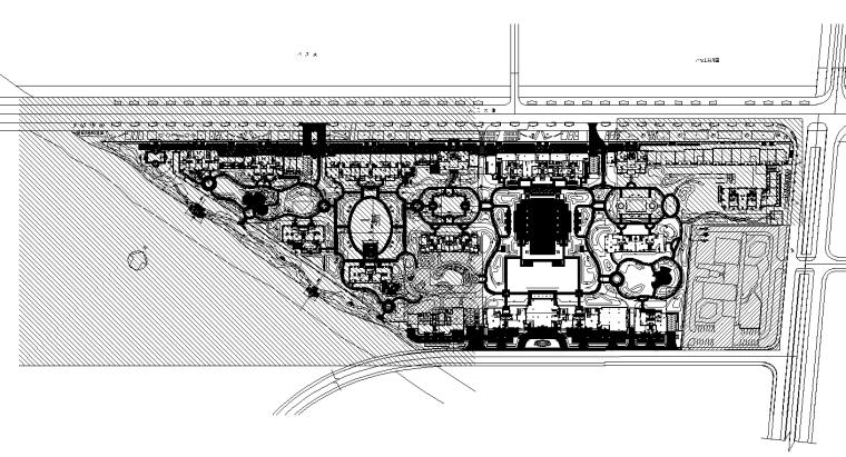 [浙江]杭州绿城玉园居住二期植物CAD施工图