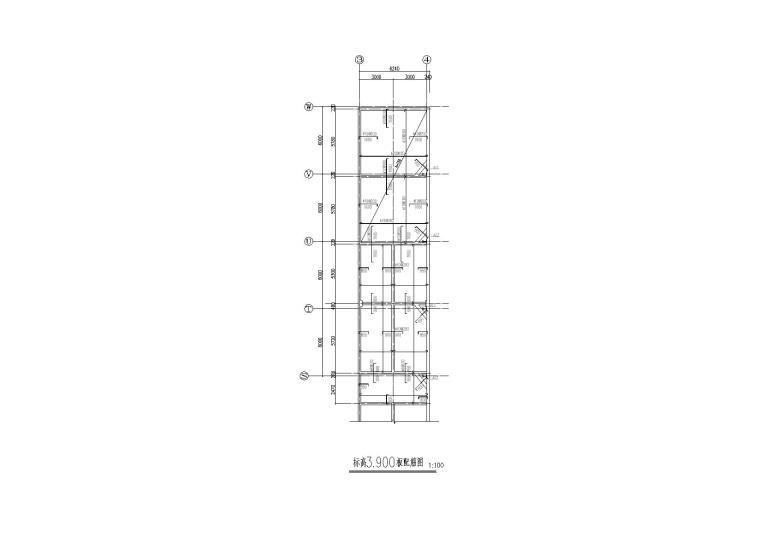 木业公司刨花板门式刚架结构车间施工图