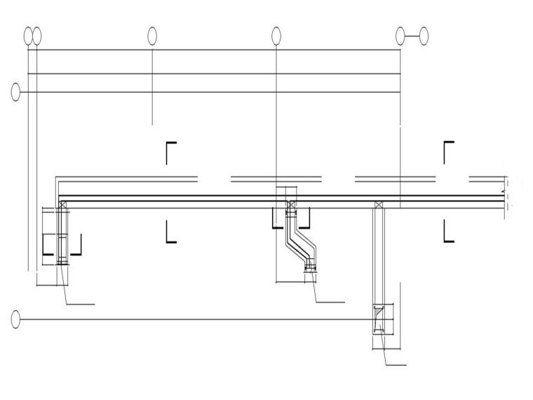 越南台塑河静第一炼钢厂电缆隧道电力施工图