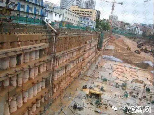 基坑降水工程常见施工问题及应急措施!_1