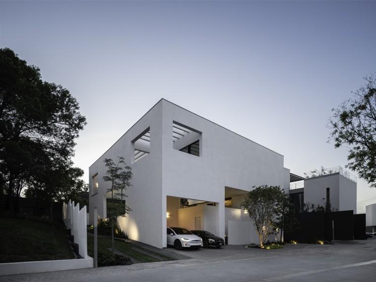 墨西哥奥布拉住宅
