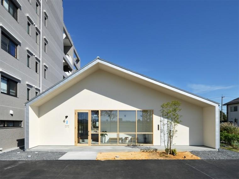日本SANOCPTA办公楼