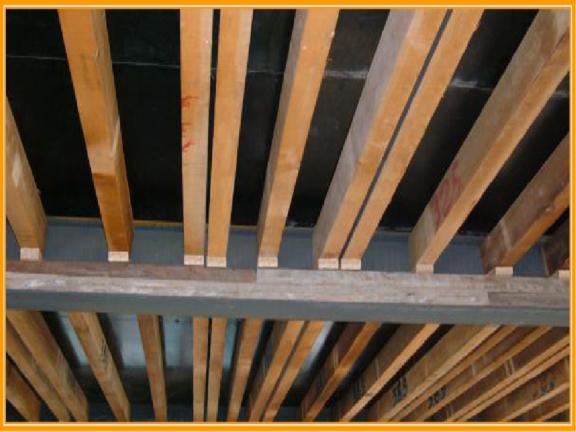 钢梁与混凝土楼板无支撑早拆体系施工工法