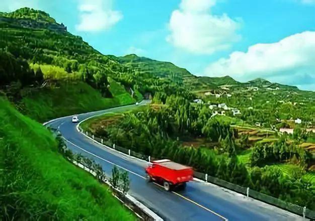 隐形的超级工程---农村公路