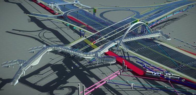 BIM技术在公路设计与施工各阶段的应用