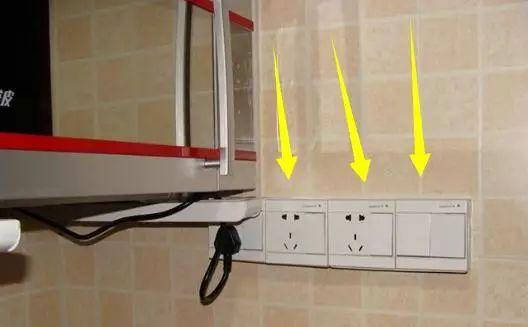 厨房插座怎样设计更合理?