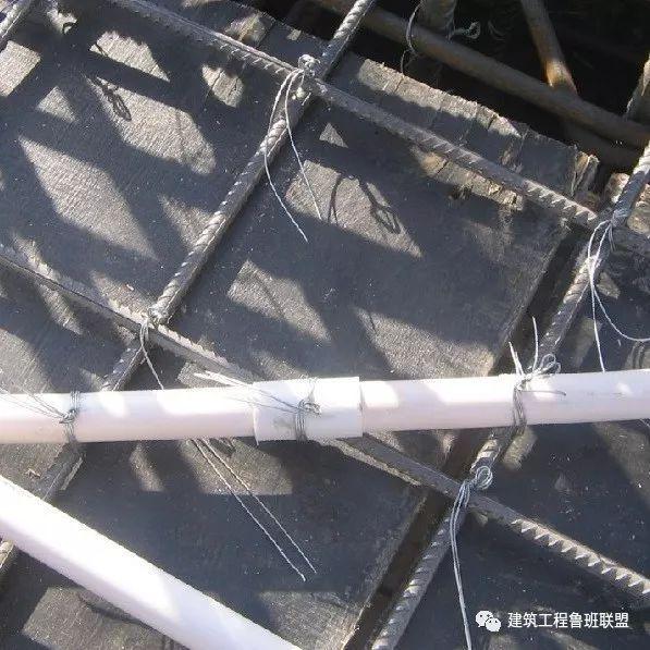 施工中四种电气导管如何选择和预埋?