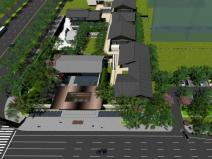 [湖南]濱江正榮府住宅示范區景觀方案設計
