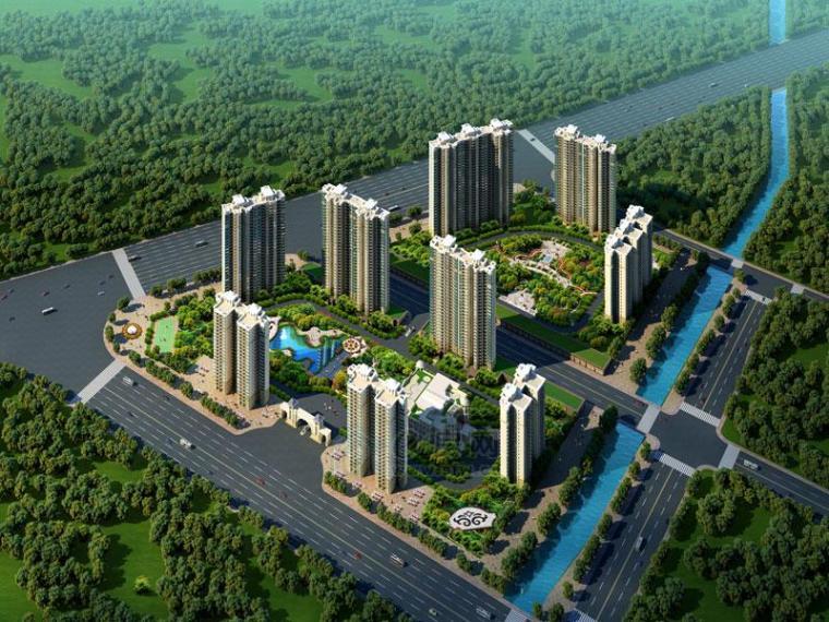 [呼和浩特]知名企业高层住宅施工组织设计