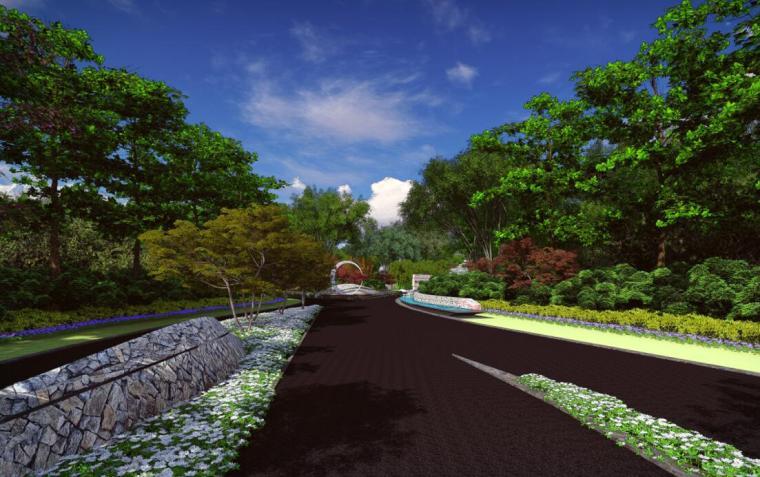 [江苏]景瑞科技城示示范区景观方案设计