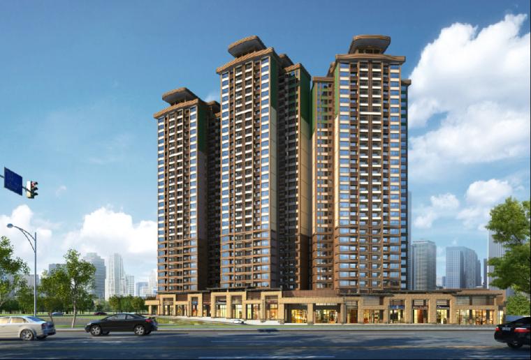 广东省优质结构工程汇报(住宅楼及地下室)