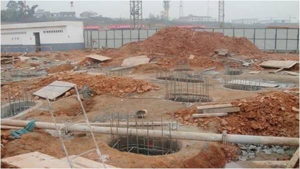 人工挖孔桩施工(图文教程)