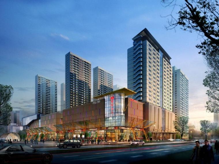 北京优胜广场项目给排水施工组织设计完整版