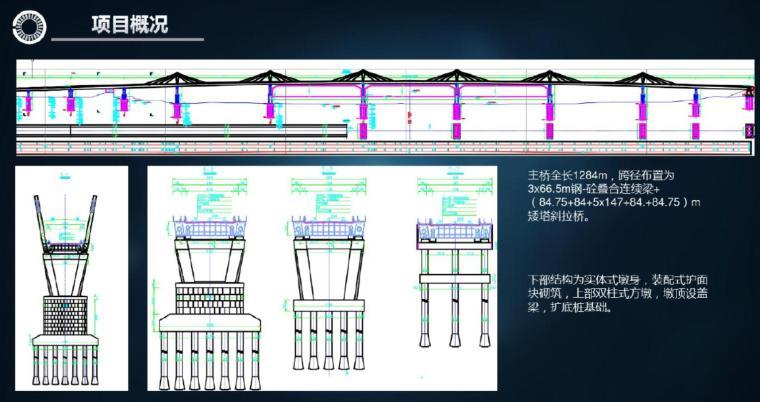 BIM结构设计在黑龙江大桥的研究应用