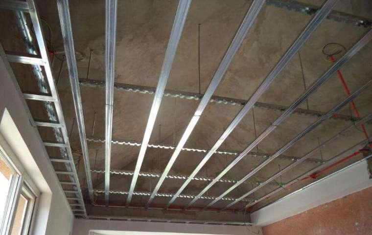 轻钢龙骨吊顶施工工艺标准