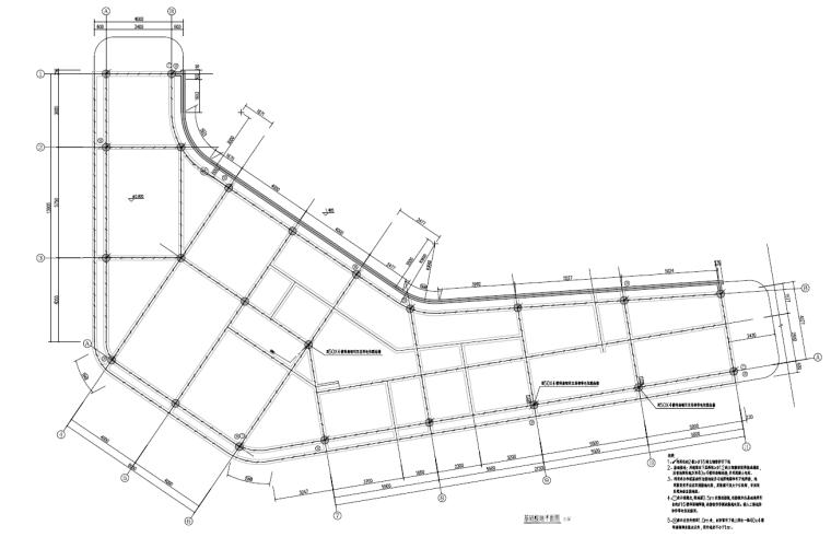 深圳某体育公园游泳馆及配套建筑电气施工图