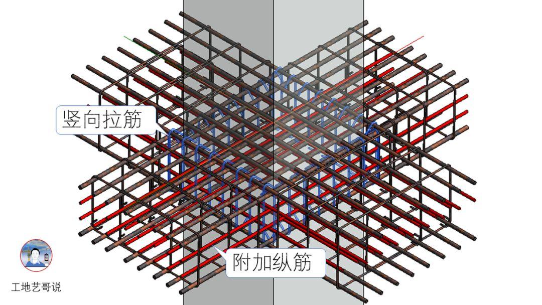 结构钢筋89种构件图解_50